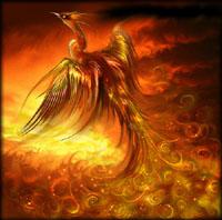 Рисунок 51468 из галереи: птица феникс фото.  Сайт рисунка: www.sunart...