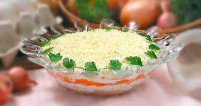 Ингредиенты: рыбные консервы - 1 банка легкий майонез 1