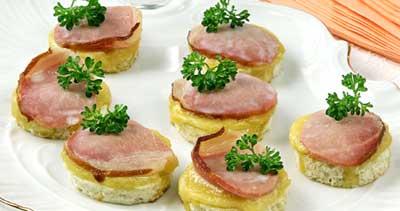 Как сделать горячие бутерброды с мясом